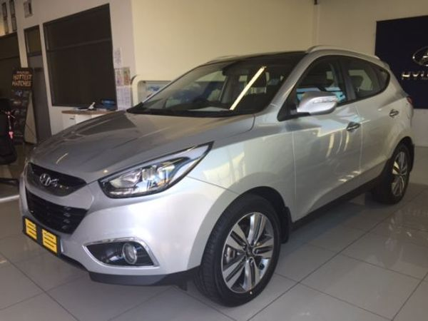 2016 Hyundai iX35 2.0 Elite Auto Kwazulu Natal Pinetown_0