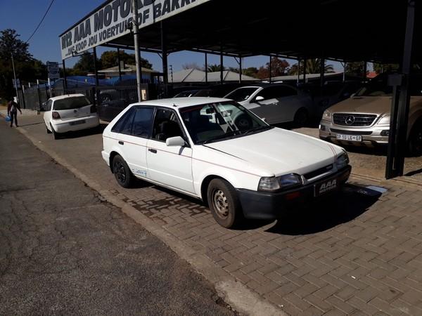 1991 Mazda 323 1.3 L Hatch  North West Province Klerksdorp_0