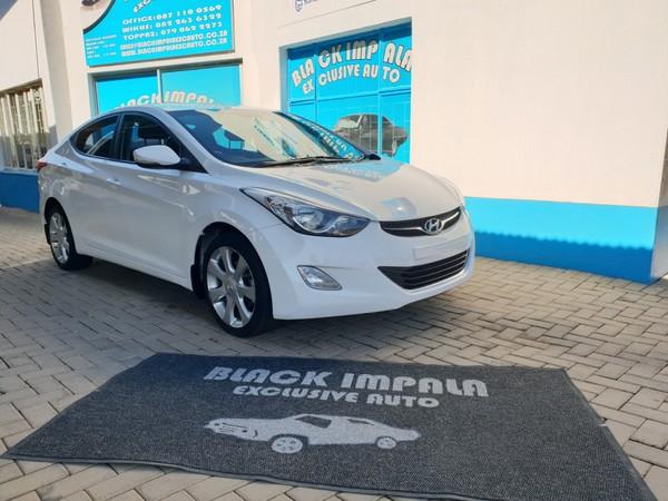 2014 Hyundai Elantra 1.8 Gls At  Gauteng Pretoria North_0