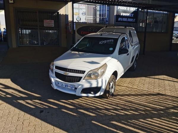 2015 Chevrolet Corsa Utility Chevrolet Utility 1.4 Manual Gauteng Kempton Park_0