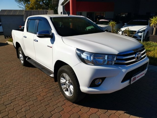 2016 Toyota Hilux 2.8 GD-6 RB Raider Double Cab Bakkie Gauteng Roodepoort_0