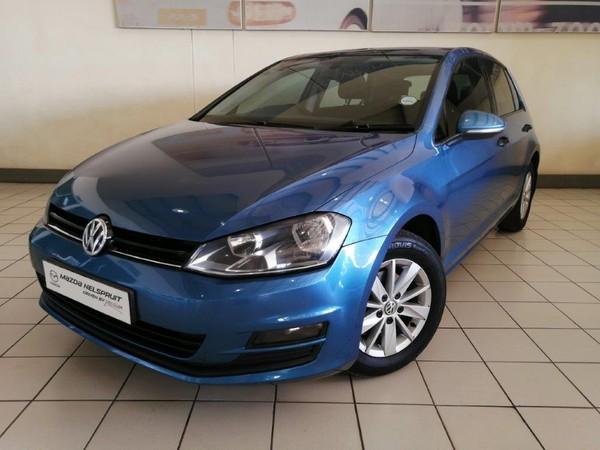 2015 Volkswagen Golf Vii 1.2 Tsi Trendline  Mpumalanga Nelspruit_0