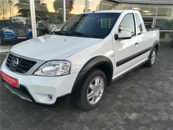 2017 Nissan NP200 1.5 Dci  Ac Safety Pack Pu Sc  Western Cape Cape Town_0