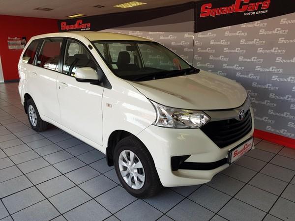 2018 Toyota Avanza 1.5 SX Gauteng Pretoria_0