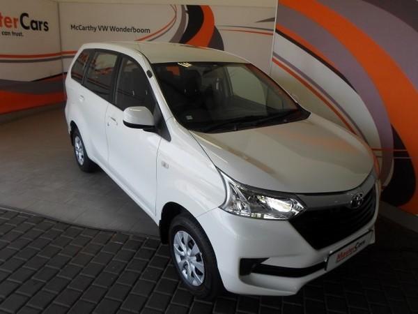 2018 Toyota Avanza 1.5 SX Auto 7 Seater Gauteng Pretoria_0