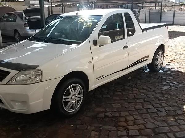 2009 Nissan NP200 1.6  Pu Sc  Gauteng Pretoria North_0