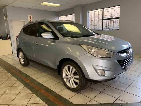 2012 Hyundai iX35 2.0 GLS 4X2 Manual Kwazulu Natal Vryheid_0