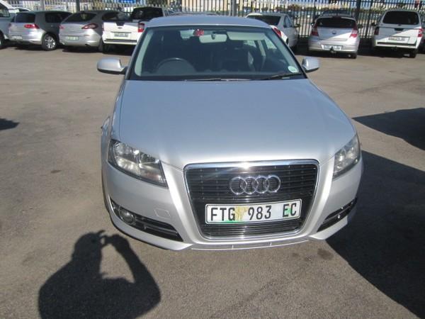 2012 Audi A3 1.8t Fsi Se Stronic  Eastern Cape Port Elizabeth_0