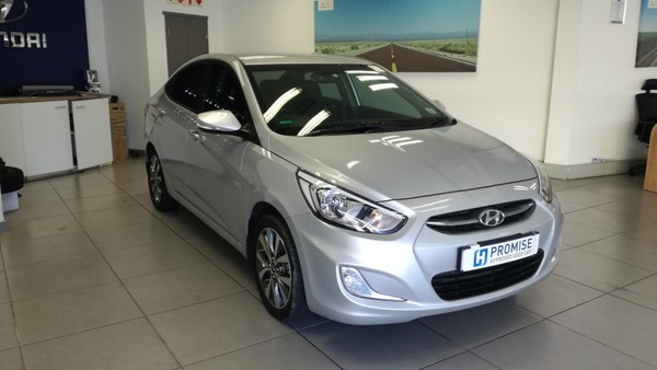 2017 Hyundai Accent 1.6 Gls At  Kwazulu Natal_0