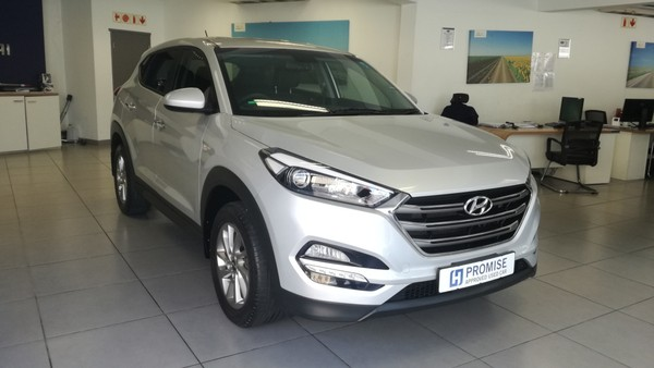 2017 Hyundai Tucson 2.0 Premium Auto Kwazulu Natal_0