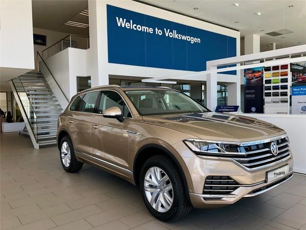 2019 Volkswagen Touareg 3.0 TDI V6 Luxury Eastern Cape Jeffreys Bay_0