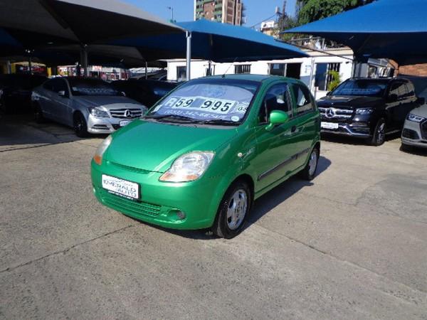 2008 Chevrolet Spark Ls 5dr  Kwazulu Natal Pietermaritzburg_0