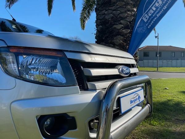 2014 Ford Ranger 2.2tdci Xls Pu Dc  Western Cape Goodwood_0