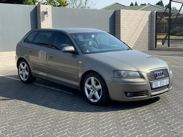 2006 Audi A3 Sportback 2.0t Fsi Ambition  Gauteng Johannesburg_0