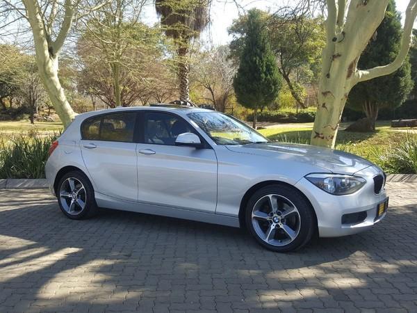 2014 BMW 1 Series 118i Auto Gauteng Pretoria_0
