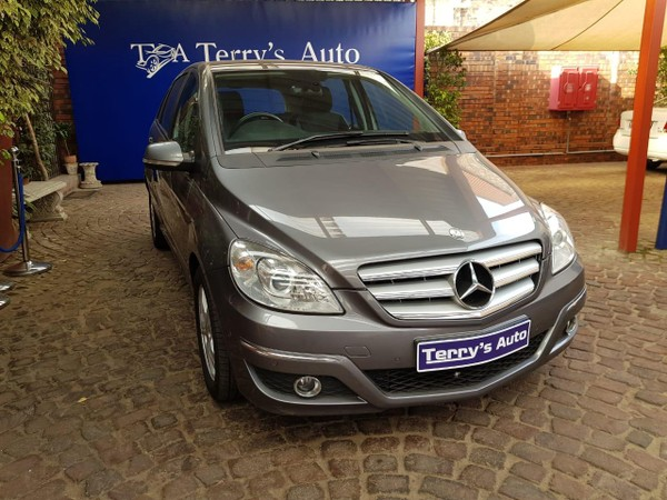 2011 Mercedes-Benz B-Class B 200 Cdi At  Gauteng Edenvale_0