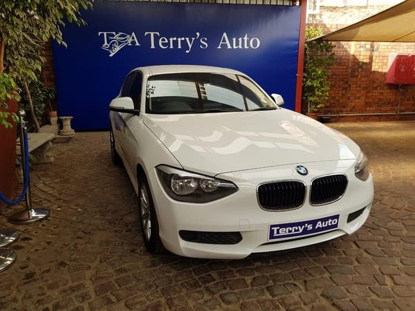 2015 BMW 1 Series 116i 5dr At f20  Gauteng Edenvale_0