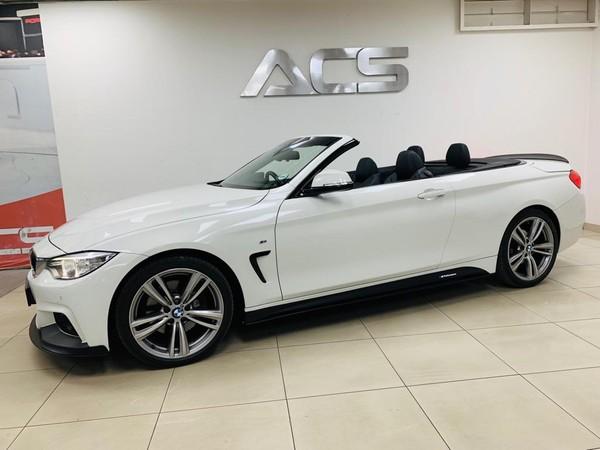 2014 BMW 4 Series 435i CONVERTIBLE M-PERFORMANCE 63000KMS Gauteng Benoni_0