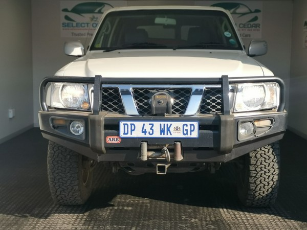 2015 Nissan Patrol 4.8 Grx At p64  Gauteng Four Ways_0