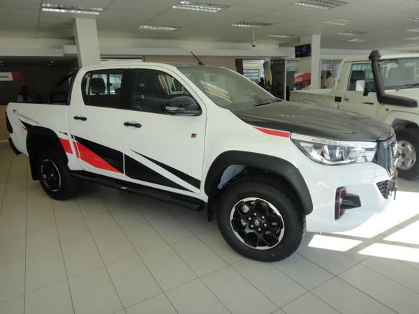 2019 Toyota Hilux 2.8 GD-6 GR-S 4X4 Auto Double Cab Bakkie Western Cape Ceres_0