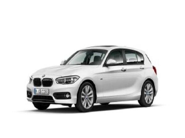 2016 BMW 1 Series 120i Sport Line 5DR Auto f20 Gauteng Four Ways_0