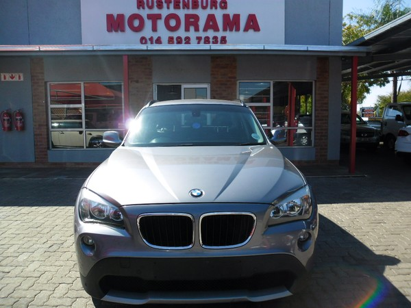 2011 BMW X1 Sdrive18i  North West Province Rustenburg_0