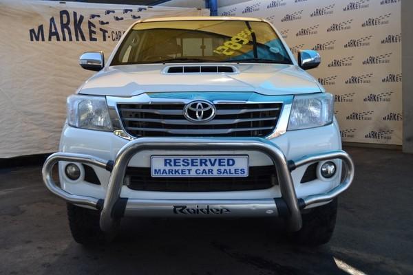 2014 Toyota Hilux 3.0 D-4d Raider Rb Pu Dc  Gauteng Johannesburg_0