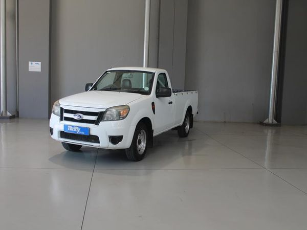 2011 Ford Ranger 2.2i Lwb Pu Sc  Gauteng Boksburg_0