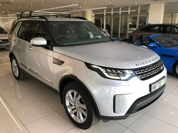 2019 Land Rover Discovery 3.0 TD6 SE Free State Bloemfontein_0
