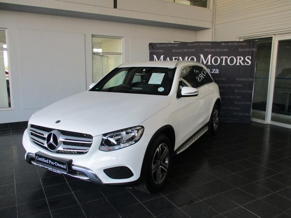 2019 Mercedes-Benz GLC 250d North West Province Rustenburg_0