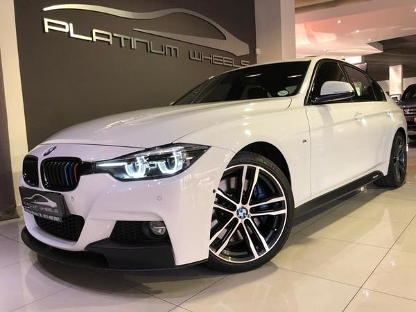 2018 BMW 3 Series 340i Edition M Sport Shadow Auto Gauteng Four Ways_0