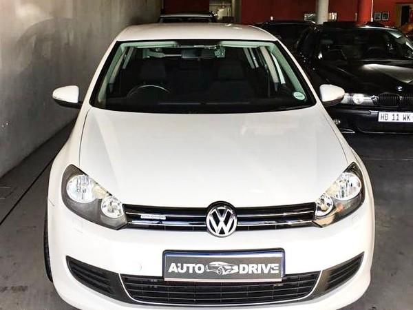 2012 Volkswagen Golf Vi 1.6 Tdi Bluemotion  Gauteng Four Ways_0