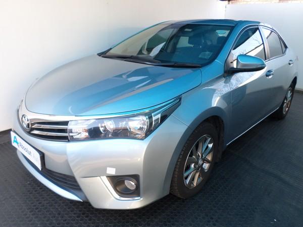 2015 Toyota Corolla 1.6 Sprinter Gauteng Randburg_0