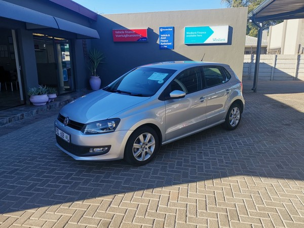 2013 Volkswagen Polo 1.6 Comfortline Tip 5dr  Limpopo Polokwane_0
