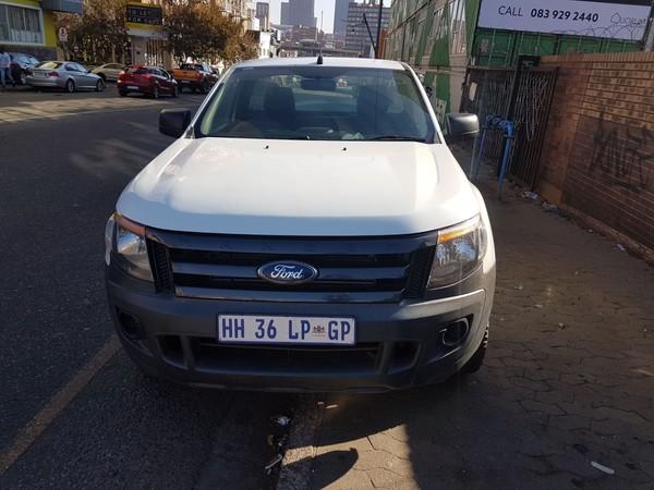 2013 Ford Ranger 2.2TDCi LR Single Cab Bakkie Gauteng Jeppestown_0