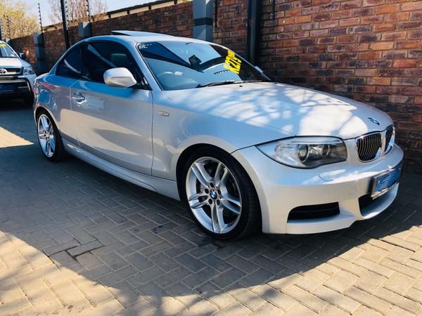 2013 BMW 1 Series 135i Coupe At  Gauteng Pretoria_0