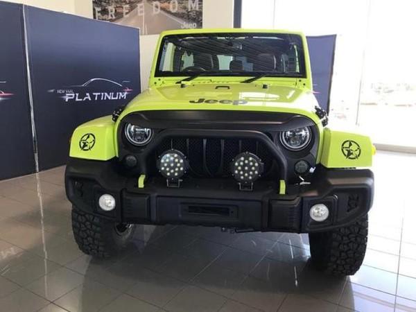 2019 Jeep Wrangler 2.8 Crd Unltd Sahar At  Gauteng Vereeniging_0
