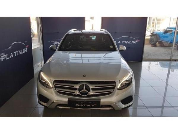 2018 Mercedes-Benz GLC 250d Gauteng Vereeniging_0