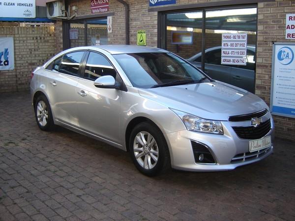 2014 Chevrolet Cruze 1.6 LS Gauteng Johannesburg_0