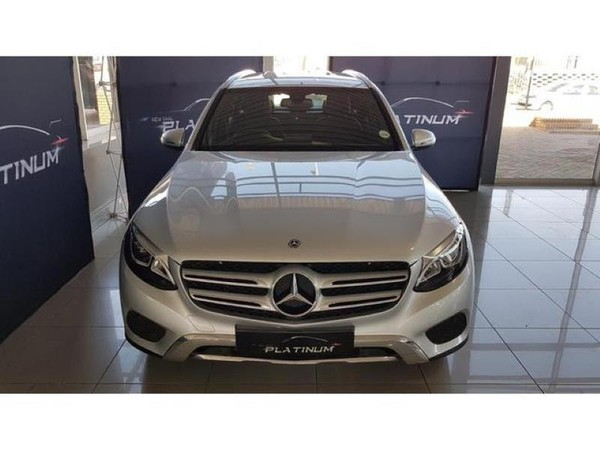 2018 Mercedes-Benz GLC 300 4MATIC Gauteng Vereeniging_0