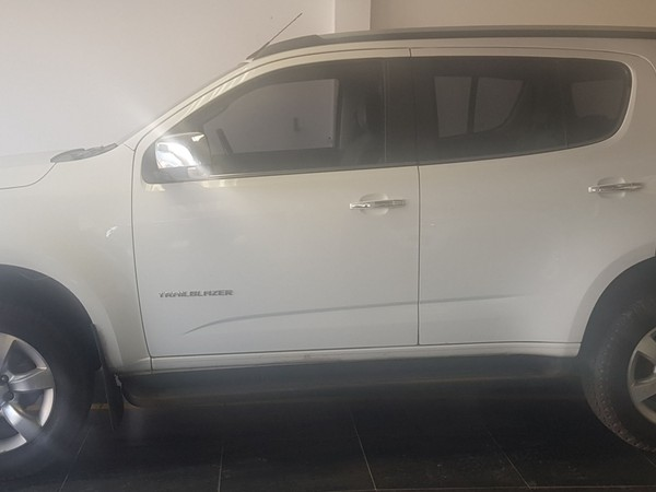 2015 Chevrolet Trailblazer 2.8 Ltz 4x4 At  Gauteng Westonaria_0