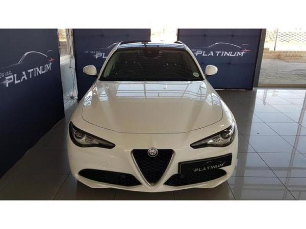 2018 Alfa Romeo Giulia 2.0T Super Gauteng Vereeniging_0
