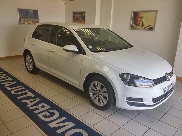 2013 Volkswagen Golf Vii 1.4 Tsi Comfortline  Gauteng Four Ways_0