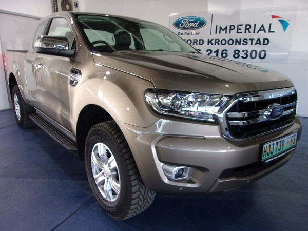 2019 Ford Ranger 3.2TDCi XLT 4X4 Auto PU SUPCAB Free State Kroonstad_0