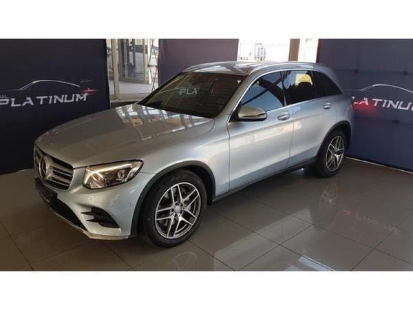 2016 Mercedes-Benz GLC 220d Gauteng Vereeniging_0