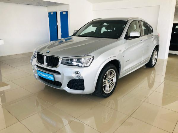 2014 BMW X4 xDRIVE20d M Sport Kwazulu Natal Durban_0