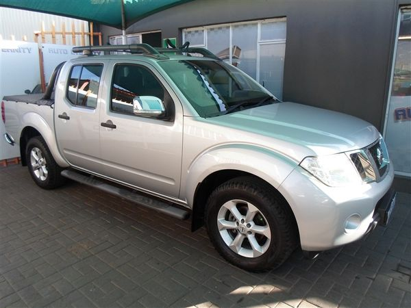 2012 Nissan Navara 2.5 Dci Le Pu Dc  Gauteng Johannesburg_0