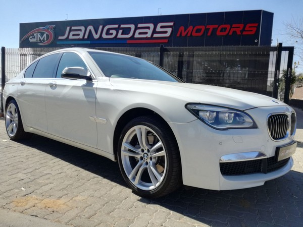 2013 BMW 7 Series 730d M Sport f01  Gauteng Johannesburg_0