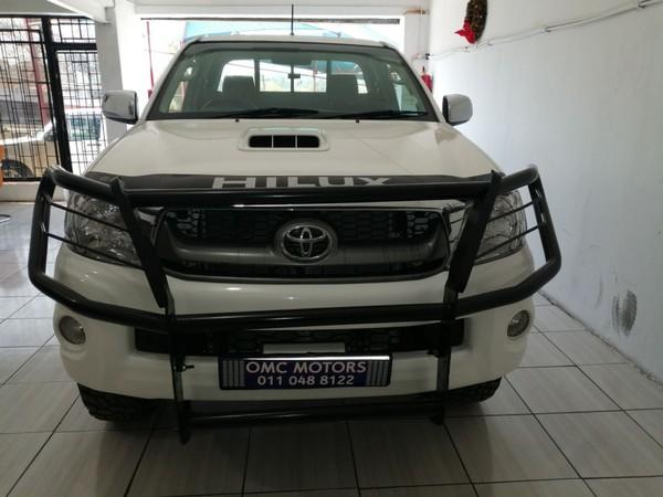 2011 Toyota Hilux Toyota Hilux 3.0D-4D 4x4 Raider Gauteng Johannesburg_0