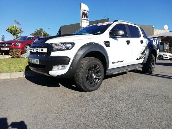2016 Ford Ranger 3.2TDCi WILDTRAK Auto Double Cab Bakkie Eastern Cape Nahoon_0